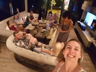 Amazing group of people!