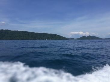 My boat trip tour