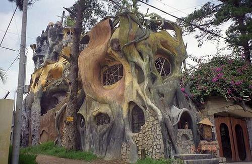 Crazy house 1