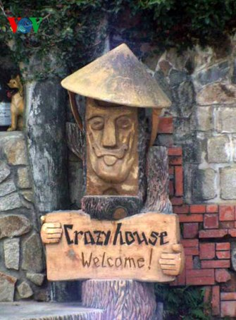 Crazzzzzzy house