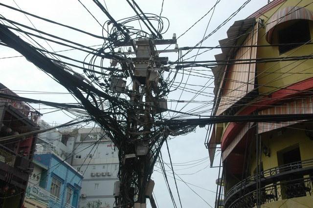 Eletrical wire 1