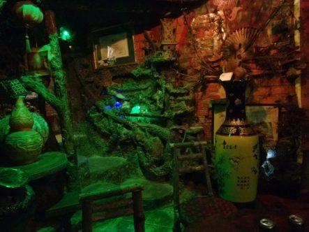 Maze bar 1